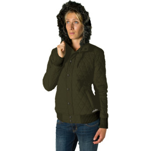 Volcom High Rolla Puffer Jacket - Women's - 2011