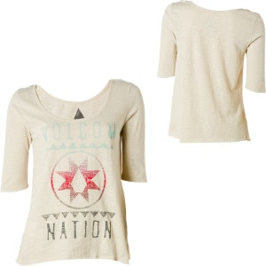 Volcom Nationsmation T-Shirt Du Jour - Short-Sleeve - Women's - 2011