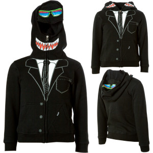 Volcom Monstars Slim-Fit Full-Zip Hooded Sweatshirt - Toddler Boys' - 2011