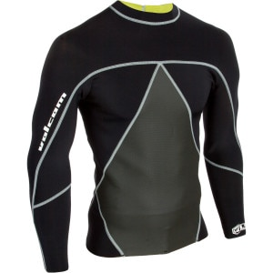 Stone 1.5 mm Wetsuit Jacket - Men's