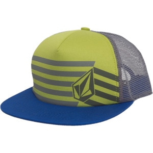 Volcom Juxtapose Cheese Trucker Hat - 2012