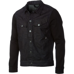 Volcom Mixer Denim Jacket - Men's - 2012