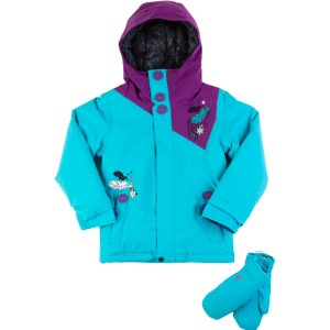 Volcom Poppins Insulated Jacket - Little Girls'