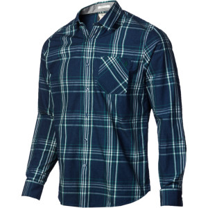 Volcom Why Factor Plaid Shirt - Long-Sleeve - Men's