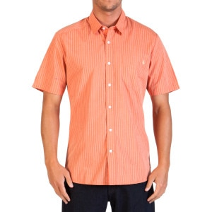 Volcom Why Factor Stripe Shirt - Short-Sleeve - Men's