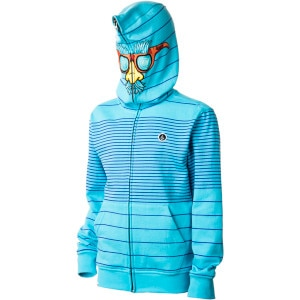 Volcom Fuzzy Fleece Full-Zip Hoodie - Boys'