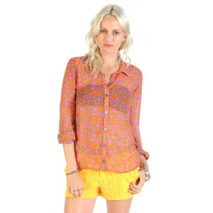 Volcom Not So Classic Shirt - Long-Sleeve - Women's