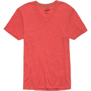 Volcom Mock Twist V-Neck Slim T-Shirt - Short-Sleeve - Men's