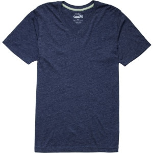 Volcom Solid Heather V-Neck Slim T-Shirt - Short-Sleeve - Men's