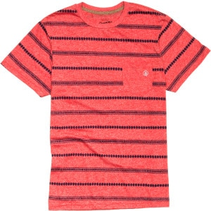 Volcom 17th Stripe Pocket Slim T-Shirt - Short-Sleeve - Men's