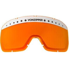 VonZipper Fubar Cylindrical Goggle Replacement Lens - 2010