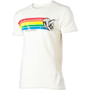 VonZipper Gnar Whal T-Shirt - Short-Sleeve - Men's