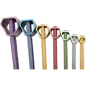 Anodized Rockcentrics Set #3-9