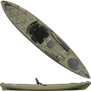 Ride 135 Advance Angler Kayak
