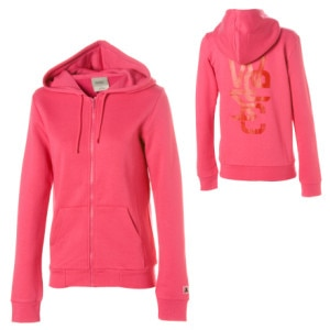 WeSC Overlay Full-Zip Hooded Sweatshirt - Women's - 2008