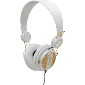 WeSC Oboe Golden Headphones