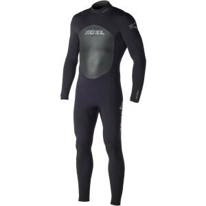 XCEL Hawaii 3/2 Revolt Off-Set Zip Wetsuit - Men's