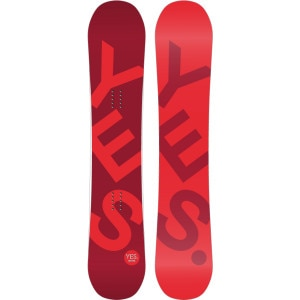 Yes. The Basic CamRock Snowboard - Wide