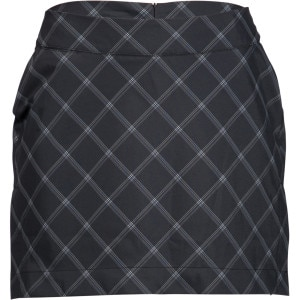 Damsel Plaid Bike Skirt - Women's