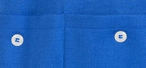 De Marchi France Team Replica Short Sleeve Jersey Detail