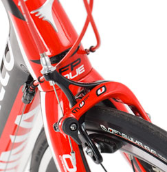 Pinarello FP Due/Shimano 105 Complete Bike Detail