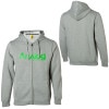 Analog Enterprise Full-Zip Hooded Sweatshirt - Men's