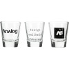 Salute Shot Glasses - 3-Pack