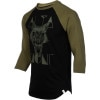 Howl T-Shirt - 3/4-Sleeve - Men's