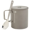 Backcountry.com Titanium Cookset - 700ml Pot /Spork