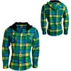 Billabong Projection Hooded Flannel Shirt - Men's