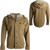 Billabong Verses Button-Up Hooded Sweatshirt - Men's