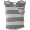 Twisty Tie Muscle Tank Top - Little Girls'