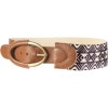 Gingerly Elastic Belt - Women's