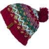 Snow Monkey Pom Beanie - Women's