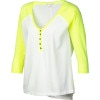 Relay Henley Shirt - 3/4-Sleeve - Women's