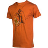 Andy Davis Snap T-Shirt - Short-Sleeve - Men's