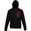 Chalk Full-Zip Hooded Sweatshirt - Men's