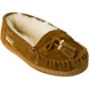 Bearpaw Moc Fringe Slipper - Women's