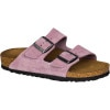 Arizona Soft Footbed Suede Narrow Sandal - Women's