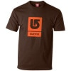 Burton Corp Vertical T-Shirt - Short-Sleeve - Men's