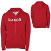Burton Corp Horizontal Full-Zip Hooded Sweatshirt - Men's