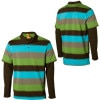 Burton Waffle Polo Shirt - Long-Sleeve - Men's - 09/10