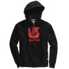Burton Logo Vertical Full-Zip Hooded Sweatshirt - Men's