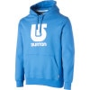 Burton Logo Vertical Pullover Hooded Sweatshirt - Men's