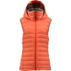 AK Squall Down Hooded Vest - Women's