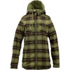 Cleo Reversible Flannel Jacket - Women's