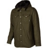 Nelson Woven Hooded Shirt Jacket - Men's