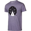 Piece Of Pi Noise Heather Slim-Fit T-Shirt - Short-Sleeve - Men's