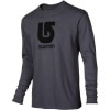 Burton Logo Vertical T-Shirt - Long-Sleeve - Men's