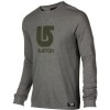 Logo Vertical Thermal T-Shirt - Long-Sleeve - Men's